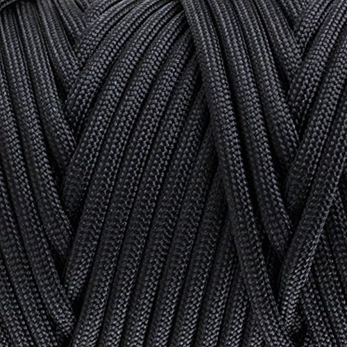 GOLBERG 550lb Parachute Cord Paracord - 100% Nylon USA Made Mil-Spec Type III Paracord - Used by The US Military - Multiple Colors & Lengths Available by GOLBERG G (Image #2)