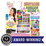 Just My Style Emoticon Message Beads by Horizon Group USA