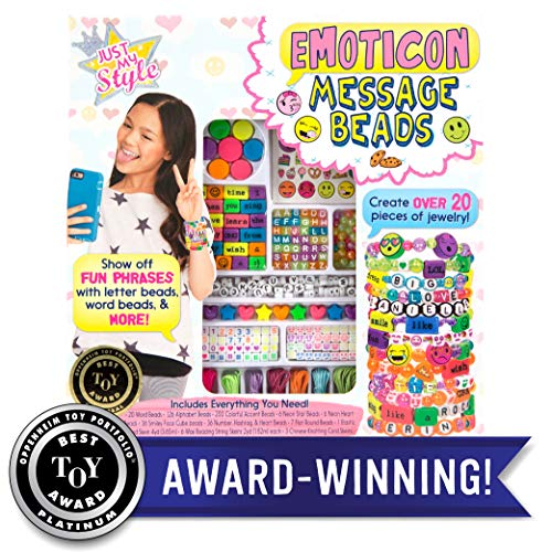 (Just My Style Emoticon Message Beads by Horizon Group)