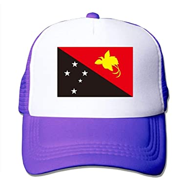 Gorras de béisbol Bandera de Papúa Nueva Guinea Gorras de Malla ...