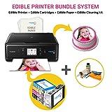 Icinginks Latest Edible Printer Bundle, Includes 50