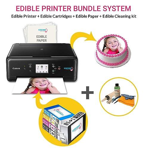 Beginner Canon Edible Printer Bundle Package