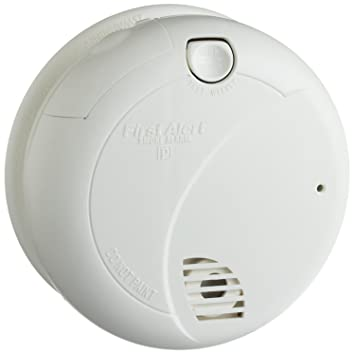 NEW RELEASE!!! First Alert Smoke Detector Camera/DVR with ...