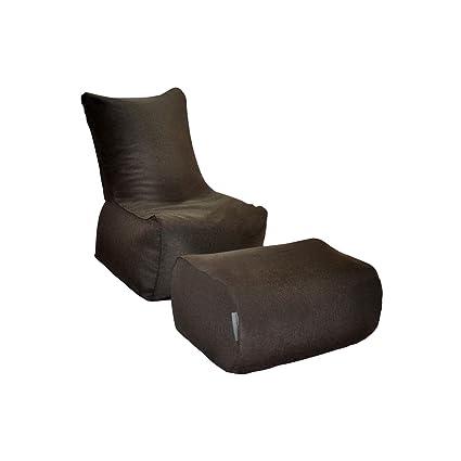 Surprising Amazon Com Zen Bean Bag Chair Kitchen Dining Alphanode Cool Chair Designs And Ideas Alphanodeonline