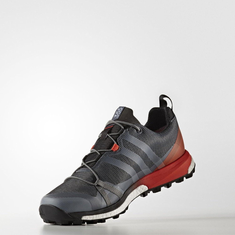 adidas Terrex Agravic GTX, Scarpe da Escursionismo Uomo, Grigio (Grivis/Negbas/Energi), 47 EU
