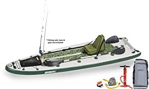 Sea Eagle FishSUP 126 Review