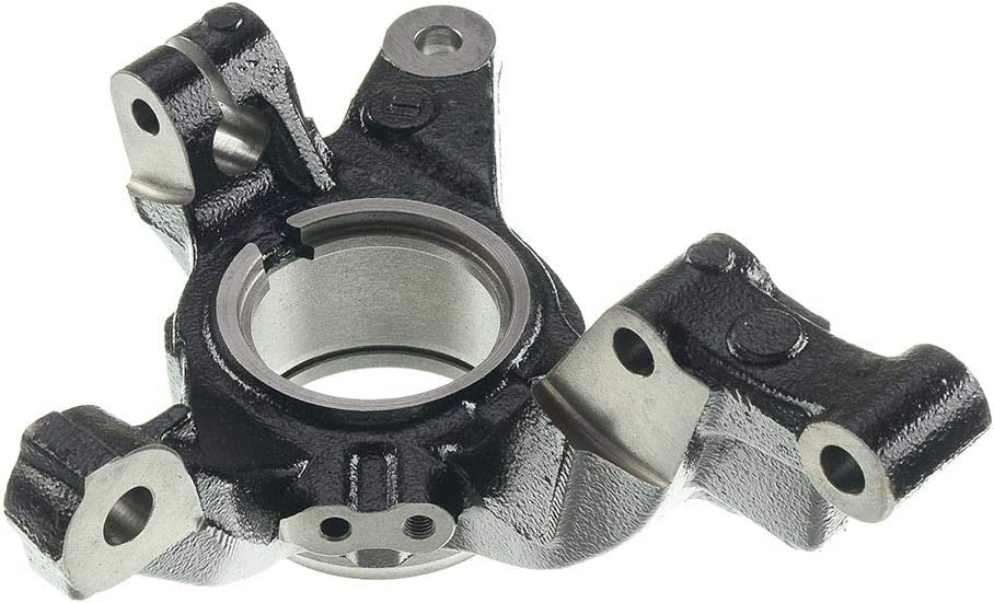 A-Premium Steering Knuckle Compatible with Mazda Protege 1999-2003 Protege5 2002-2003 Front Passenger Side