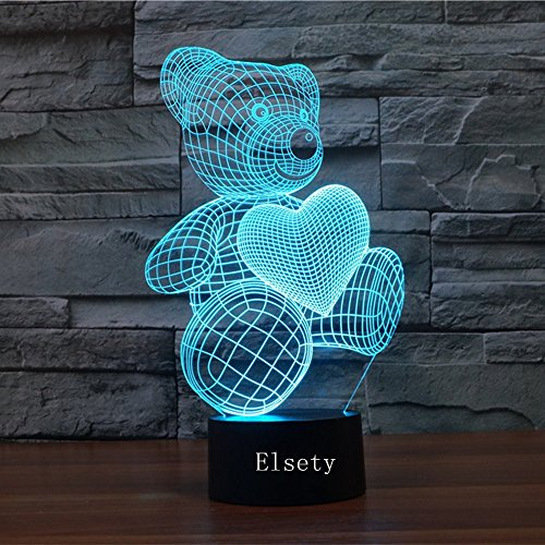 Led 3D Butterfly Night Lights - 4