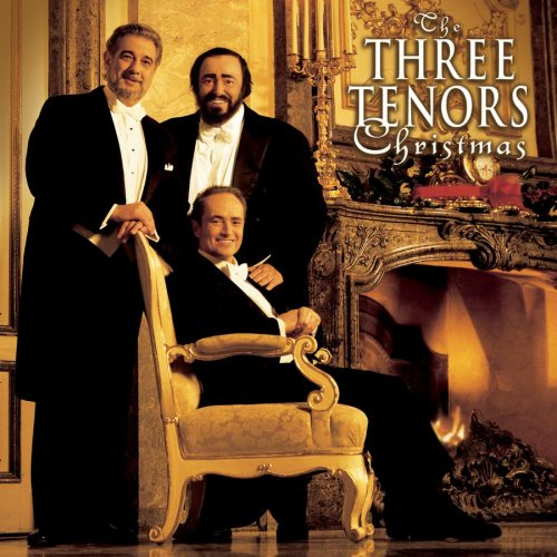 Three Tenors It is very popular Christmas Detroit Mall SACD Sl