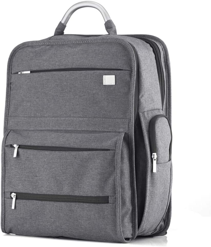 Mens Backpack Business Bag Leisure Bag School BagTravel Bag Laptop Bag