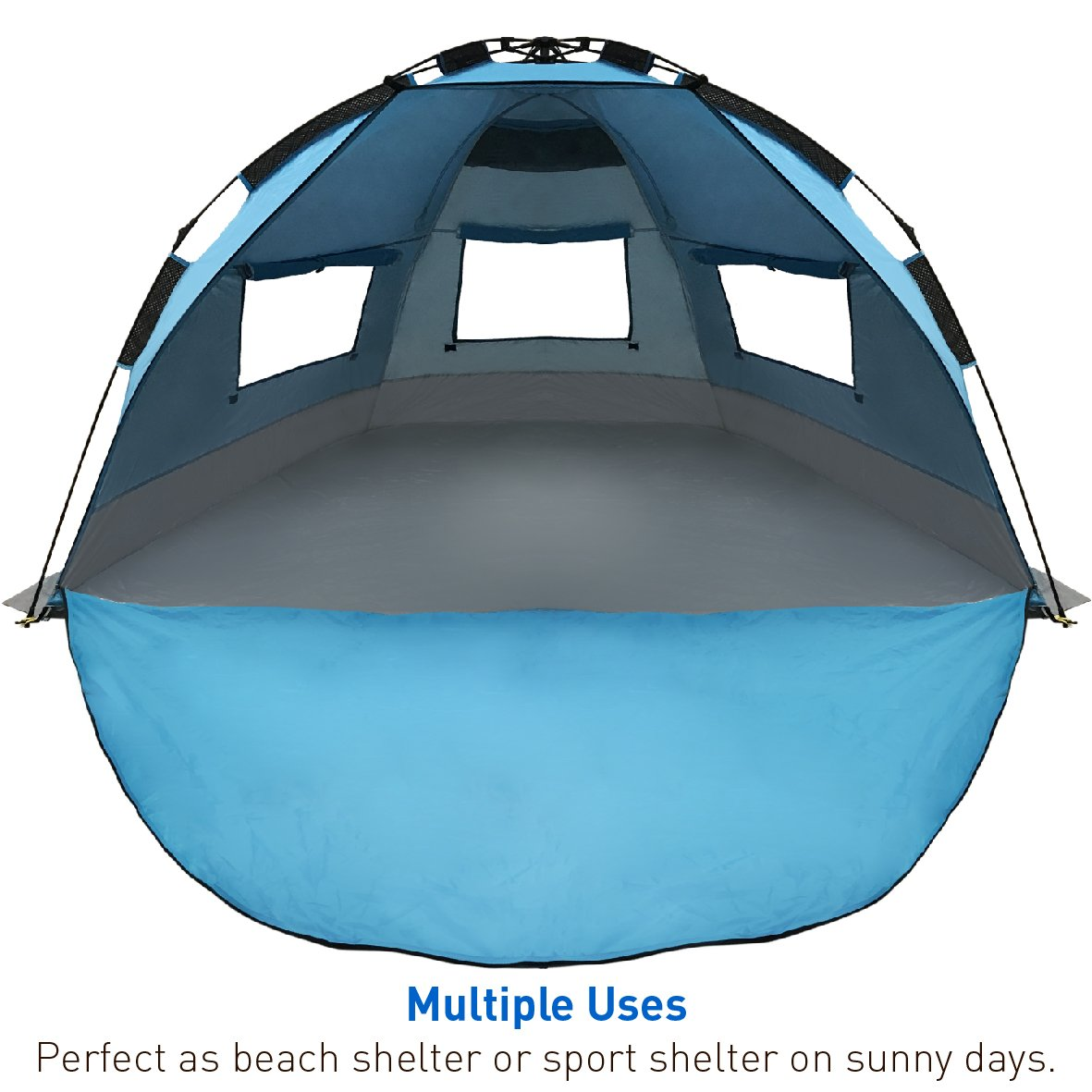 Top 10 Best Beach Tents For Sun Shelter 2018 2019 On Flipboard By Topsee