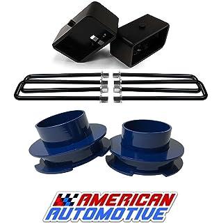 Amazon com: American Automotive 1997-2003 F150 Lift Kit 2 5