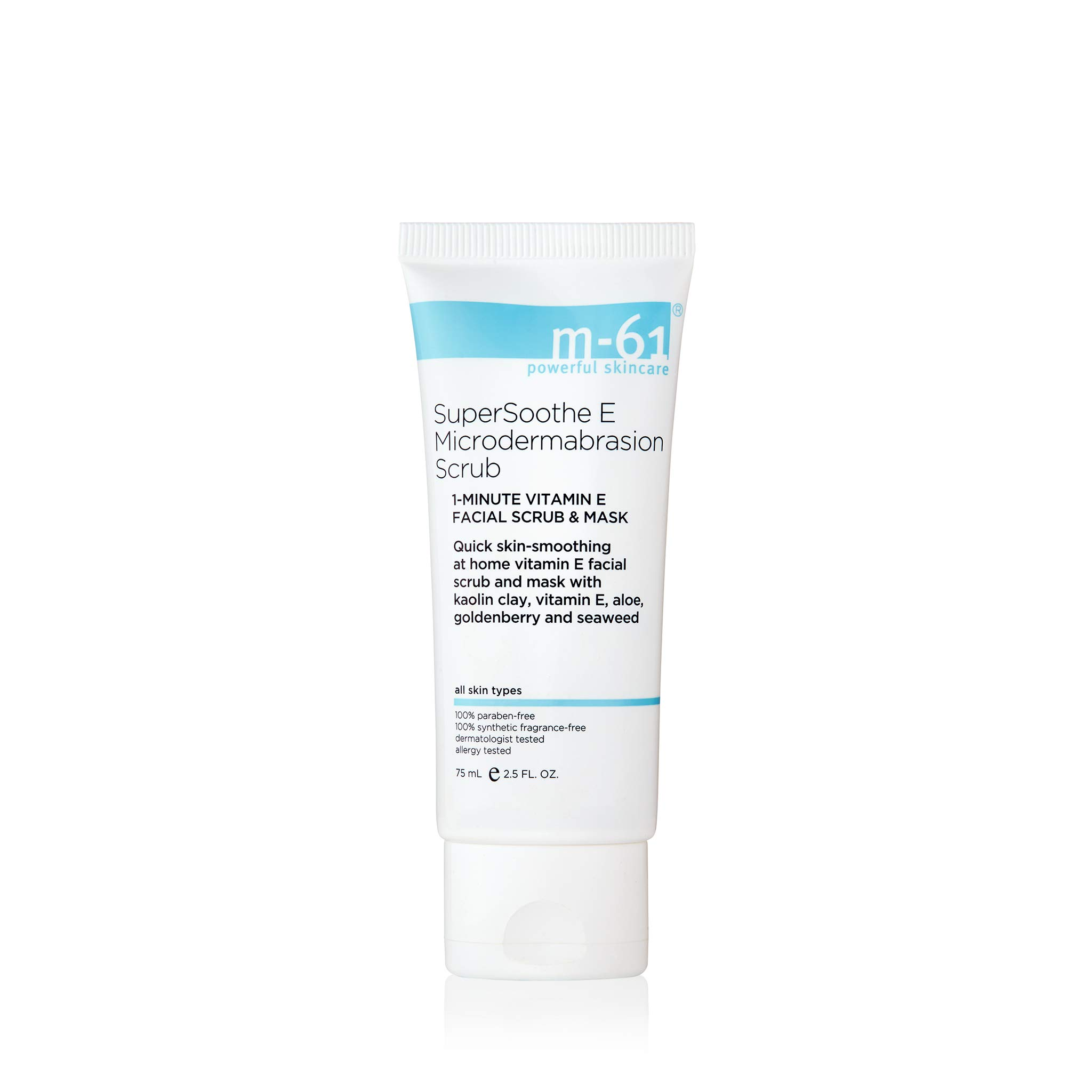 M-61 SuperSoothe E Microdermabrasion Scrub