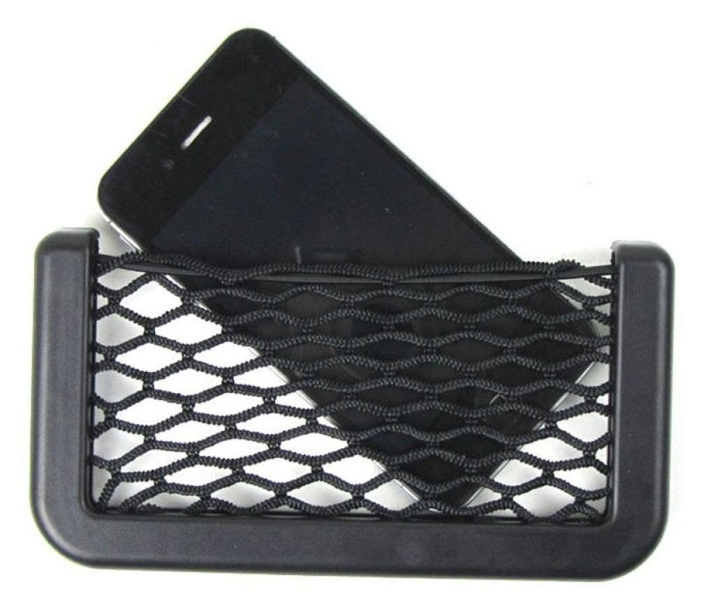 Bestpriceam Universal Car Seat Back Storage Net Bag Phone holder Pocket Organizer
