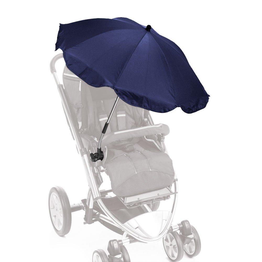 Your Baby 75163 Sonnenschirm für Kinderwagen, marine