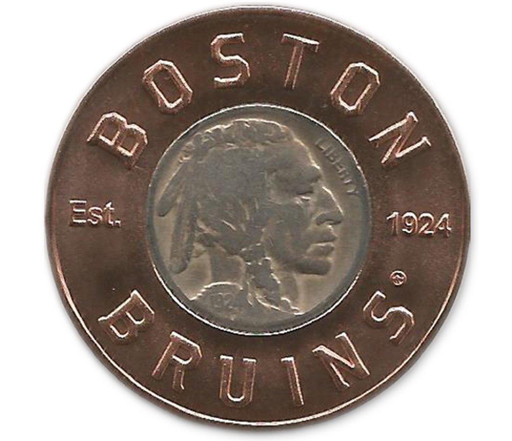1924 Boston Bruins記念ボールマーカー   B077BV7CRZ