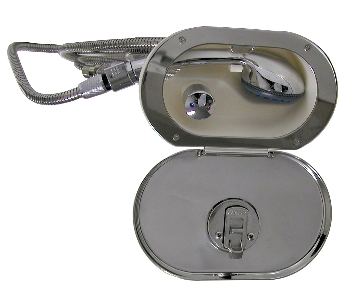 ITC (97012SS-DB Oblong Shower