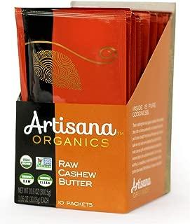 product image for Artisana Organics Non GMO Raw Cashew Butter (10 Pack (1.06oz))