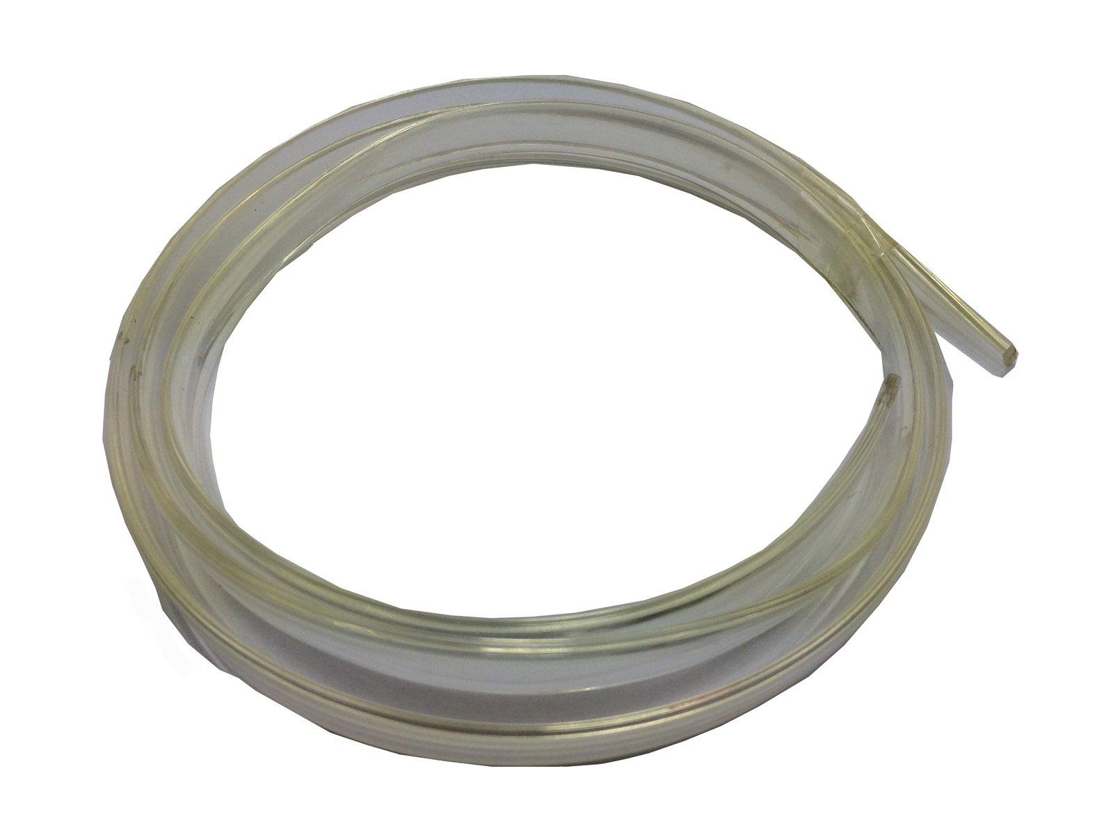 corpereal 2M Flat Side Glow Light Fiber Optic Cable