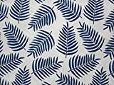 Palm Leaves 100% Polyester (FLAT SHEET ONLY) Size TWIN Boys Girls Kids Bedding