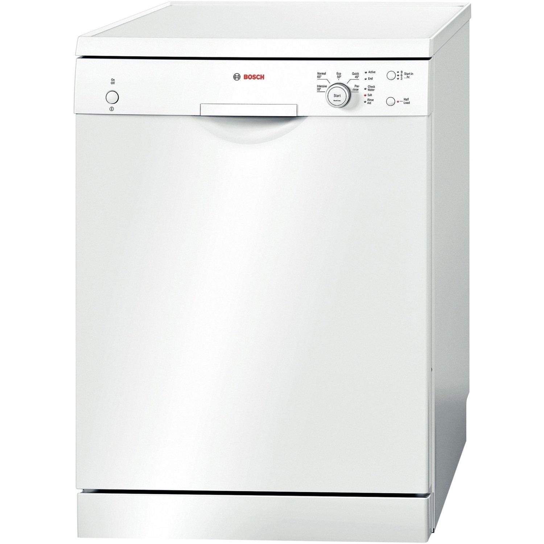 Bosch Ltd sms50t02gb 12-Place lavavajillas 5 programas de ...