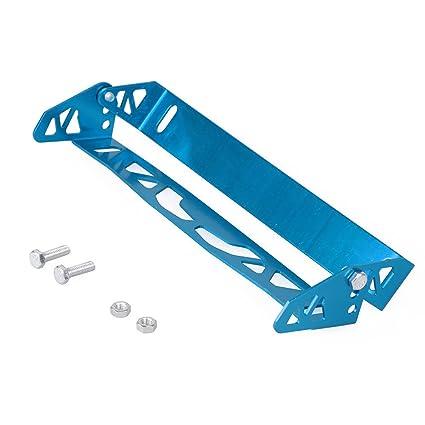 Amazon.com: Sporacingrts Universal Racing Aluminum License Plate ...