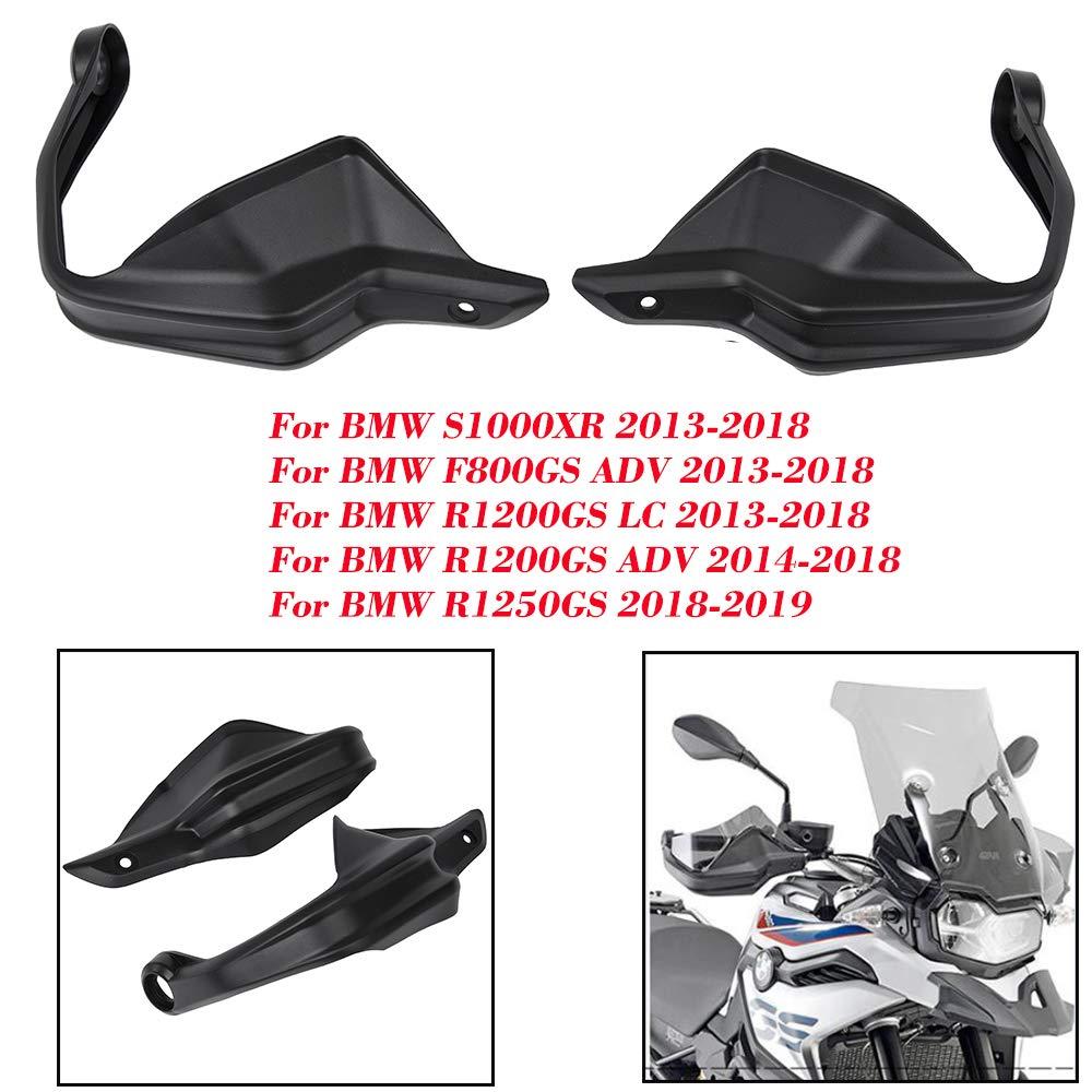 Prot/ège-mains pour moto Protecteur dembrayage de frein D/éflecteur de vent for B-M-W 2013-2019 S1000XR F800GS R1200GS R1250GS