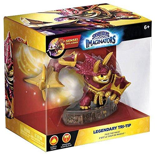Skylanders Imaginators Legendary Tri-Tip Exclusive Figure by Skylanders