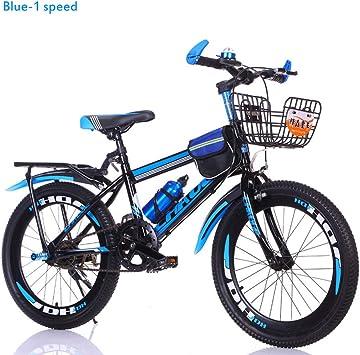 18 20 Pulgada Bicicletas Infantiles de montaña 7 Velocidad Unisex ...