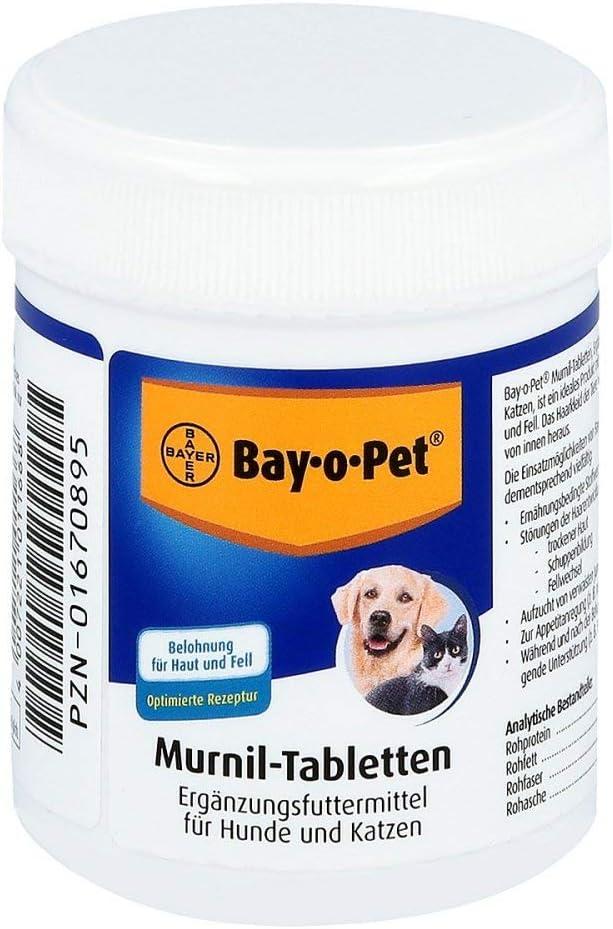 Bay-o-Pet - Pastillas de Murnil, 80 unidades