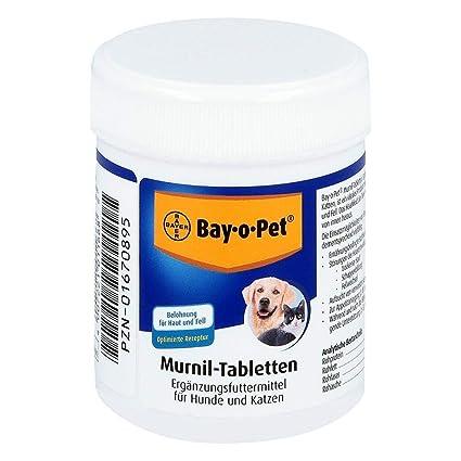 Bay de O de PET murnil de pastillas, 80 St: Amazon.es: Salud ...