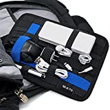 MUNTO Backpack Organizer, Elastic Electronic Organizer Board for Electronics Gadget, Small