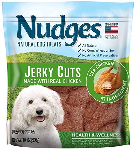 Jerky Cuts Health & Wellness Made with Real Chicken, 10 oz