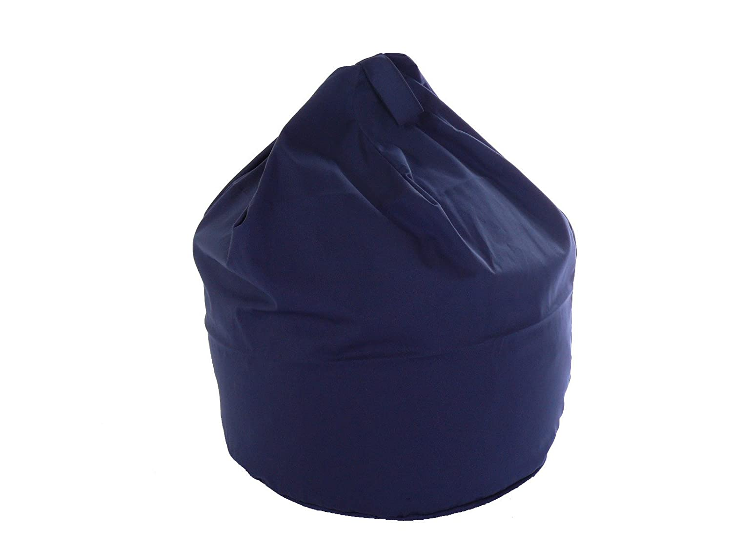 BeanLazy LARGE SIZE Cotton Drill Bean Bag Beans In Navy Blue