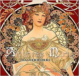 4a82bc541fd1c6 Alphonse Mucha: Masterworks: Rosalind Ormiston: 9781435100770: Amazon.com:  Books
