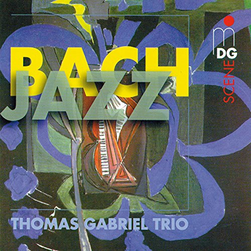 Bach-Jazz by Md&G Records