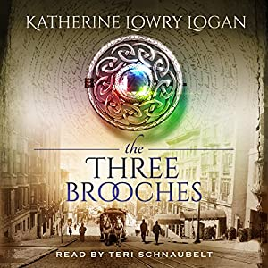 The Three Brooches Audiobook