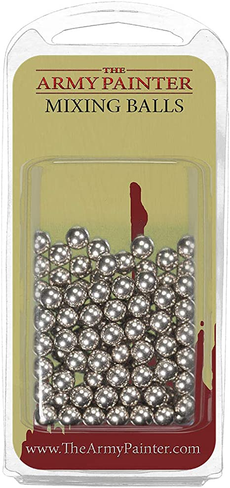 Vallejo Mixing Stainless Balls 8mm for Paint pots GSW Model Color Citadel