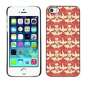 ZECASE Funda Carcasa Tapa Case Cover Para Apple iPhone 5 / 5S No.0000589
