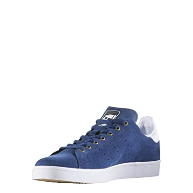 purchase cheap 3cb04 4f367 ADIDAS Originals Stan Smith Vulc BB8744-: Amazon.co.uk ...