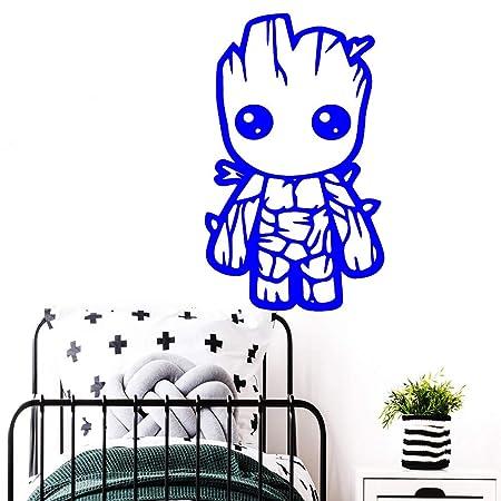 zhuziji Hot Groot Family Wall Stickers Mural Art Decoración para ...