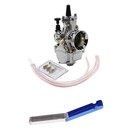 Sharplace Kit de Carburador con Herramienta de Limpieza para ...