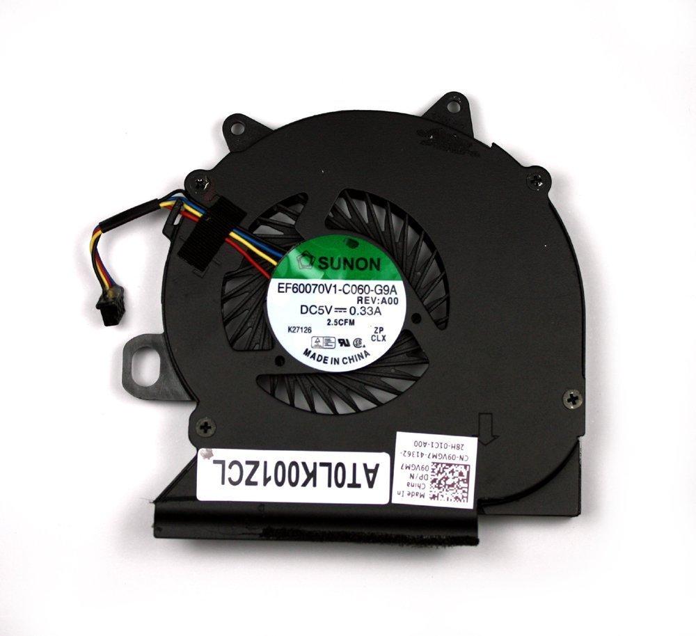 Cooler para Dell Latitude E6330 EF60070V1-C060-G9A 9VGM7