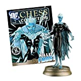 DC Comics Chess Figure & Magazine #62 - Killer Frost Black Pawn
