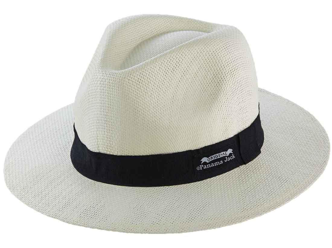 e338f800268a6 Amazon.com  Original Panama Jack Matte Toyo Straw Safari Sun Hat ...