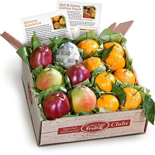 Golden State Premium Duo Monthly Fruit Club - 6 Month Club by Golden State Fruit (Image #1)
