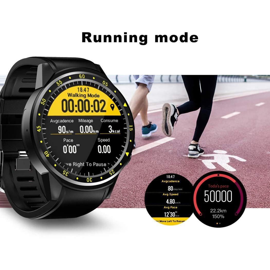 Amazon.com: DQMSB Reloj inteligente GPS + Beidou tarjeta de ...