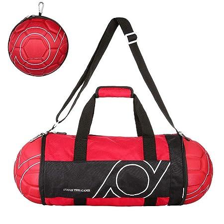 Wildlead - Bolsa de Deporte Unisex con Forma de balón de fútbol ...