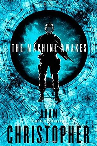 book cover of The Machine Awakes