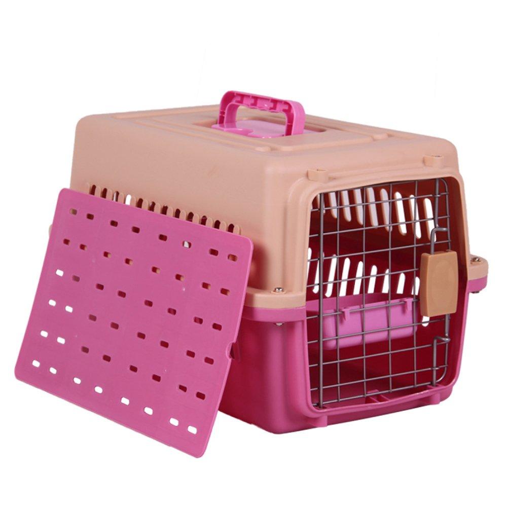 A 58×36×36Cm A 58×36×36Cm LDFN Pet Air Box Dog Take Out Cage Cat Out Of The Basket Portable Bag Pet Supplies,A-58×36×36Cm